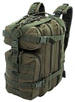 PLECAK RUCKSACK ASSAULT BACKPACK OLIVE GREEN MOLLE
